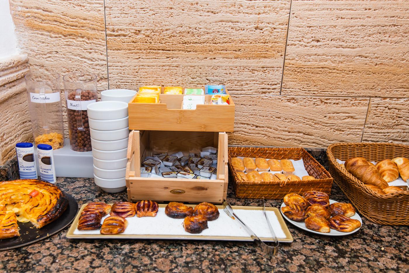 Vista Sol Frühstück