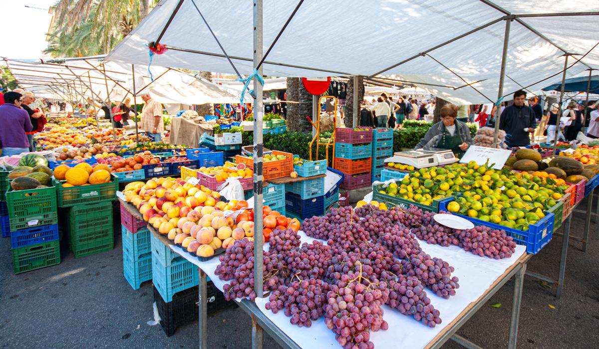 Wochenmarkt Cala Ratjada